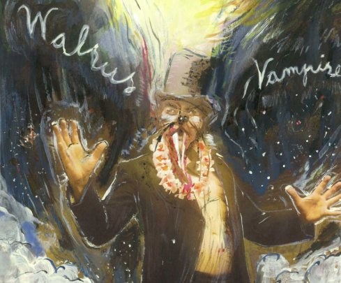 WALRUS VAMPIRE SHOW